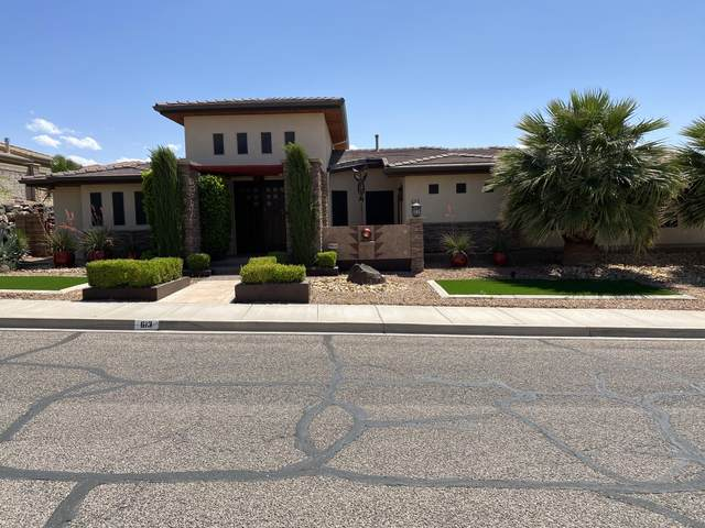 613 S Five Sisters, St George, UT 84790 (MLS #21-223811) :: The Real Estate Collective