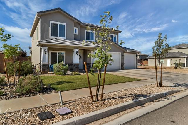 93 W Chesterfield Dr, Washington, UT 84780 (MLS #21-223832) :: Red Stone Realty Team
