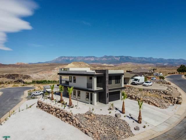 160 S 560 W, La Verkin, UT 84745 (MLS #21-223932) :: Hamilton Homes of Red Rock Real Estate & ERA Brokers Consolidated