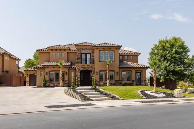2720 E 3390 S, St George, UT 84770 (MLS #21-223966) :: Kirkland Real Estate | Red Rock Real Estate