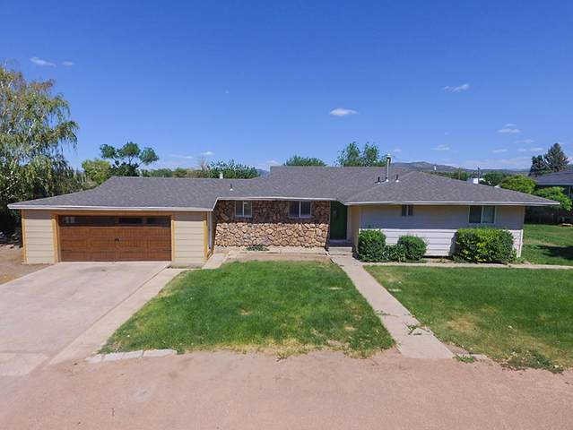 66 N 100 W, Enterprise, UT 84725 (MLS #21-224038) :: The Real Estate Collective