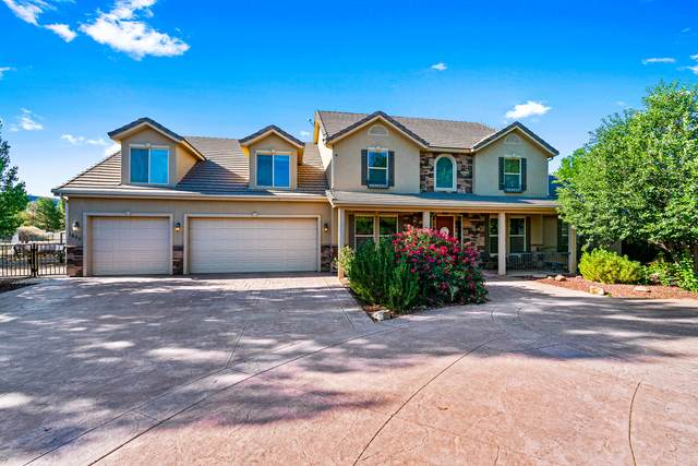 1499 Lone Coyote, St George, UT 84770 (MLS #21-224039) :: Hamilton Homes of Red Rock Real Estate & ERA Brokers Consolidated