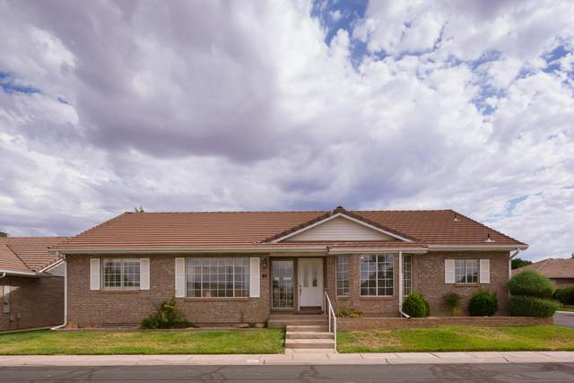 1055 E 900 S #61, St George, UT 84790 (MLS #21-224070) :: Red Stone Realty Team