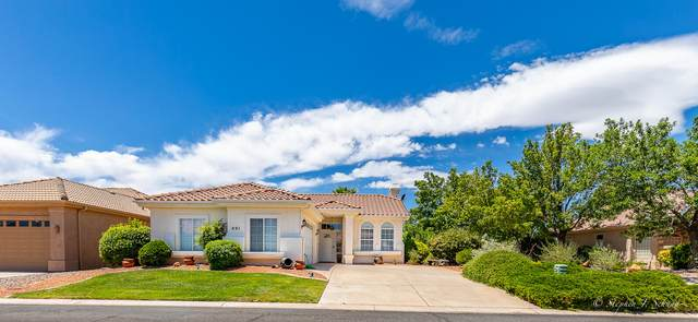 891 N Sky Mountain Ct, Hurricane, UT 84737 (MLS #21-224098) :: The Real Estate Collective