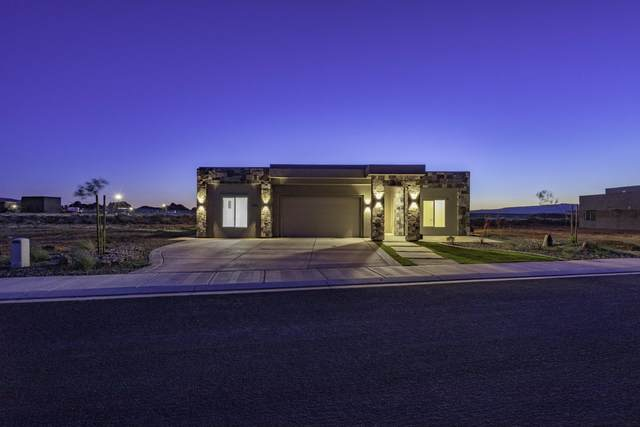 3194 S Hideaway Place, Hurricane, UT 84737 (MLS #21-224108) :: The Real Estate Collective