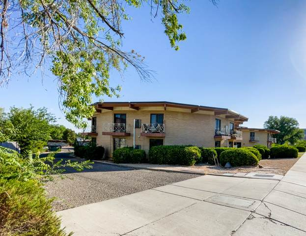 220 E 600 S #14, St George, UT 84770 (MLS #21-224113) :: Red Stone Realty Team