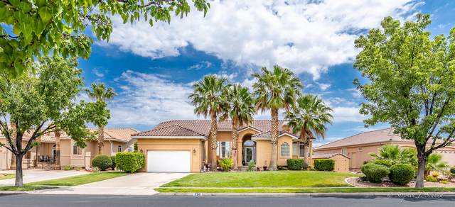 750 N Sky Mountain Blvd, Hurricane, UT 84737 (MLS #21-224140) :: The Real Estate Collective
