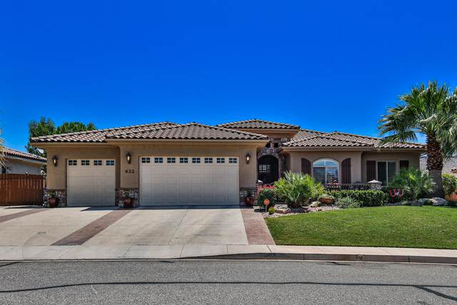 432 N 1660 W Cir, St George, UT 84770 (MLS #21-224174) :: Hamilton Homes of Red Rock Real Estate & ERA Brokers Consolidated