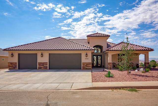 2592 E Rasmussen, St George, UT 84790 (MLS #21-224191) :: Kirkland Real Estate | Red Rock Real Estate