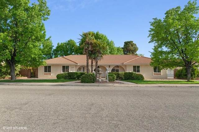 1184 E St James Ln, St George, UT 84790 (MLS #21-224277) :: The Real Estate Collective