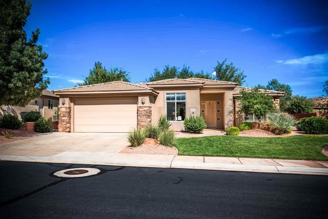 253 S 260 W, Ivins, UT 84738 (MLS #21-224320) :: Hamilton Homes of Red Rock Real Estate & ERA Brokers Consolidated