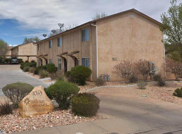 1063 E 600 S #4, St George, UT 84790 (MLS #21-224367) :: Red Stone Realty Team