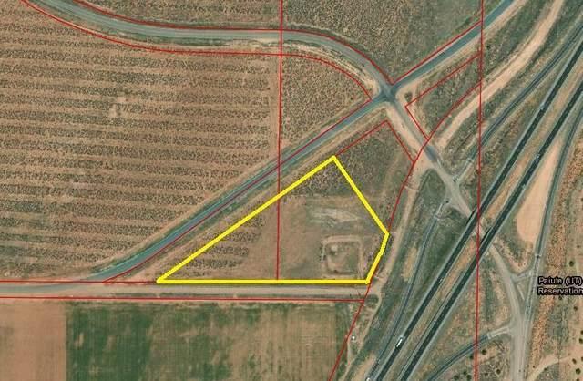 7.92 Ac I-15 Exit 51;5700 Access, Cedar City, UT 84720 (MLS #21-224375) :: Selldixie