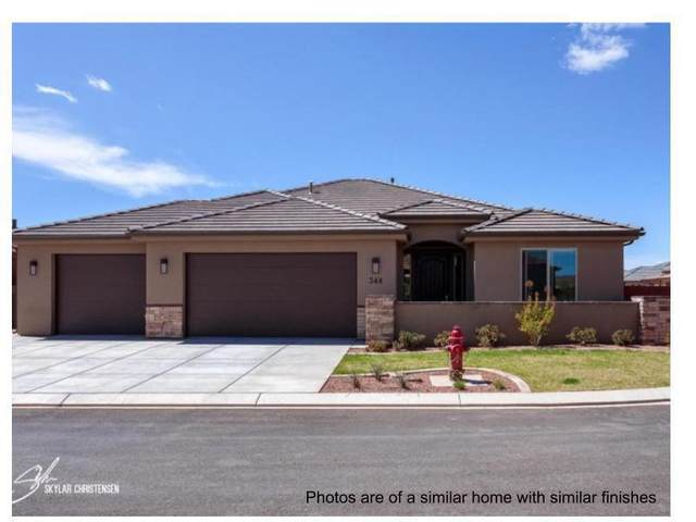 462 W Ocotillo Way #42, Ivins, UT 84738 (MLS #21-224378) :: Hamilton Homes of Red Rock Real Estate & ERA Brokers Consolidated