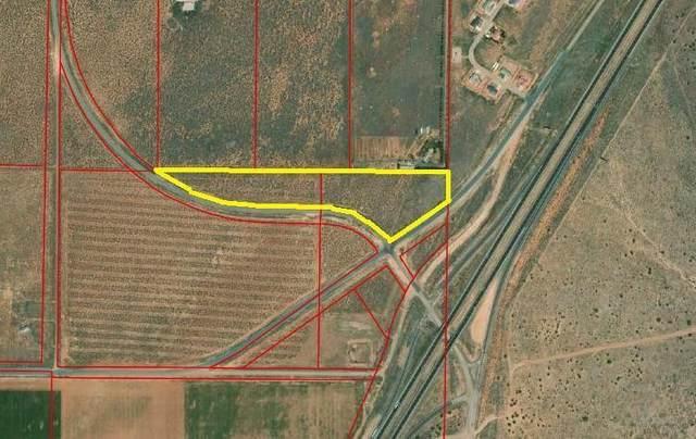 10.21 Ac I-15 Exit 51; 5700 W Access, Cedar City, UT 84720 (MLS #21-224383) :: Selldixie