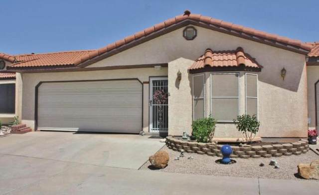 1331 N Dixie Downs #150, St George, UT 84770 (MLS #21-224439) :: Sycamore Lane Realty Co.