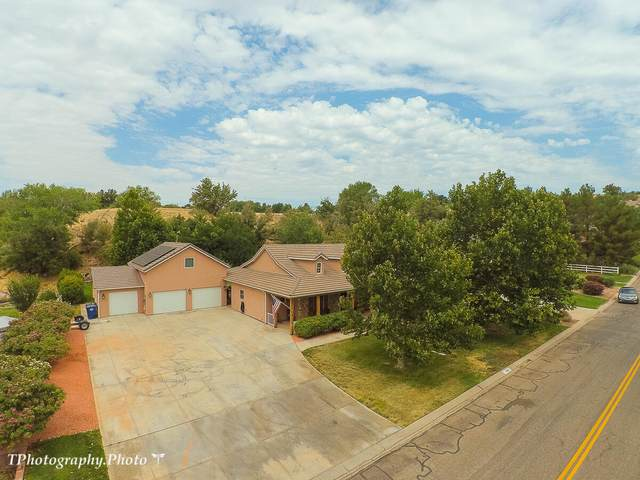 1248 Cholla Dr, Toquerville, UT 84774 (MLS #21-224466) :: Hamilton Homes of Red Rock Real Estate & ERA Brokers Consolidated