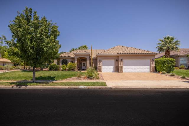 840 N Sky Mountain Blvd, Hurricane, UT 84737 (MLS #21-224480) :: The Real Estate Collective