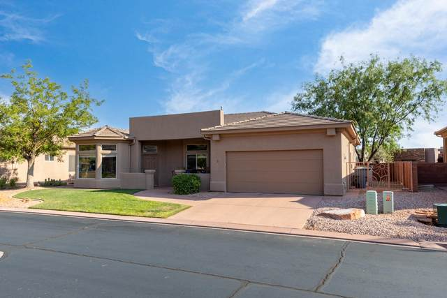 250 N Snow Canyon Dr #5, Ivins, UT 84738 (MLS #21-224485) :: Hamilton Homes of Red Rock Real Estate & ERA Brokers Consolidated