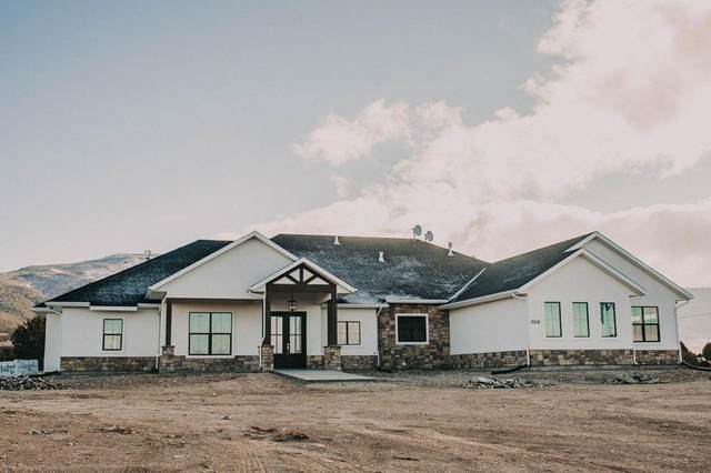 3016 N Tushar Dr, Beaver, UT 84713 (MLS #21-224505) :: The Real Estate Collective