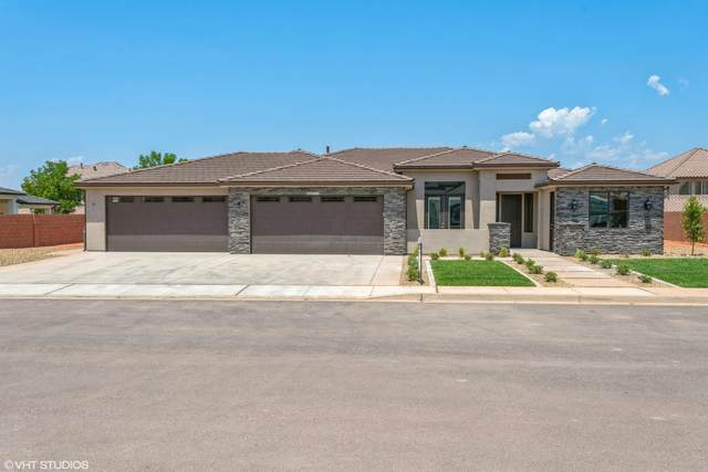 2867 E 1400 S, St George, UT 84790 (MLS #21-224518) :: Red Stone Realty Team