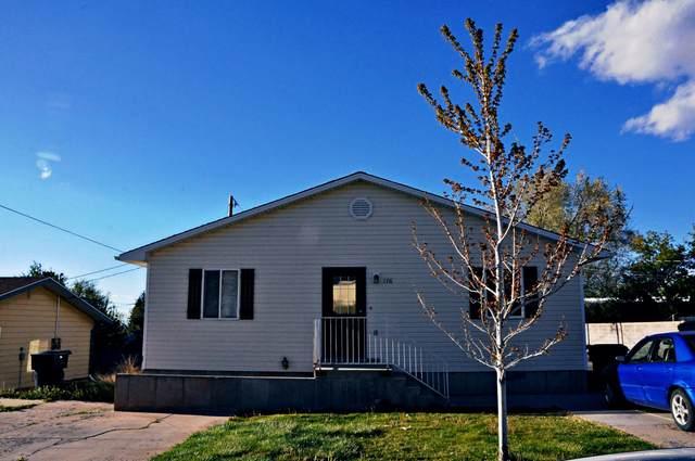 176 W 535 S, Cedar City, UT 84720 (MLS #21-224533) :: Selldixie