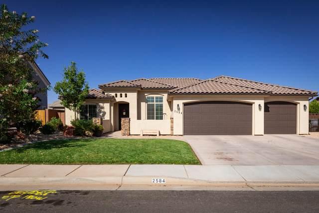 2584 S 4010 W, Hurricane, UT 84737 (MLS #21-224555) :: Kirkland Real Estate | Red Rock Real Estate
