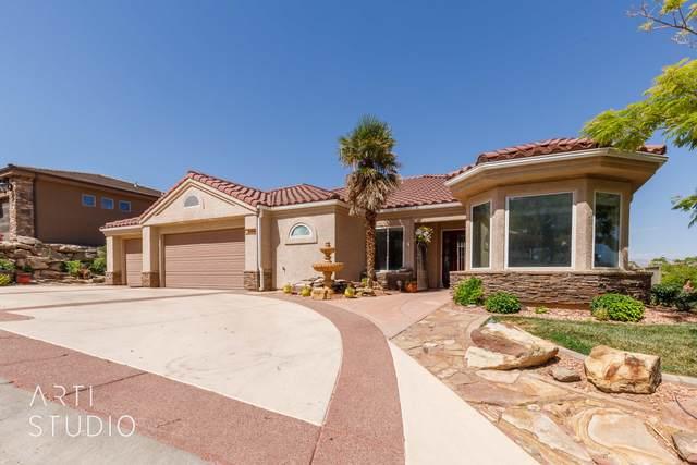2304 S Oakmont Ln, St George, UT 84790 (MLS #21-224569) :: Kirkland Real Estate | Red Rock Real Estate
