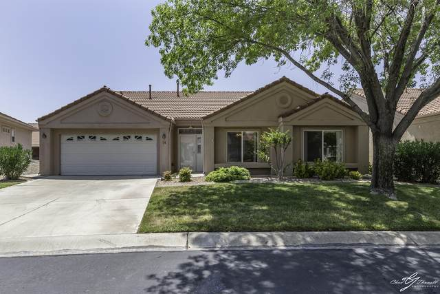 265 N Dixie Dr #54, St George, UT 84770 (MLS #21-224580) :: The Real Estate Collective