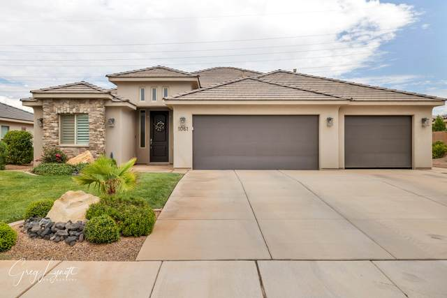 1061 E 3685 S, Washington, UT 84780 (MLS #21-224614) :: Hamilton Homes of Red Rock Real Estate & ERA Brokers Consolidated