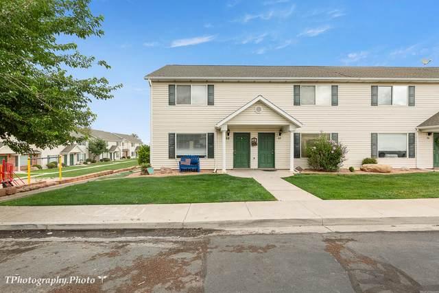 1148 N Northfield Rd #68, Cedar City, UT 84721 (MLS #21-224639) :: Selldixie