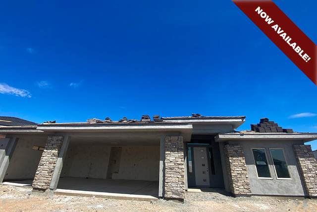 2826 W Vico Way, St George, UT 84770 (MLS #21-224652) :: Hamilton Homes of Red Rock Real Estate & ERA Brokers Consolidated