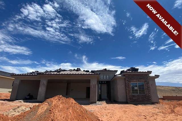 498 N Sage Grouse Dr., Washington, UT 84780 (MLS #21-224653) :: Hamilton Homes of Red Rock Real Estate & ERA Brokers Consolidated