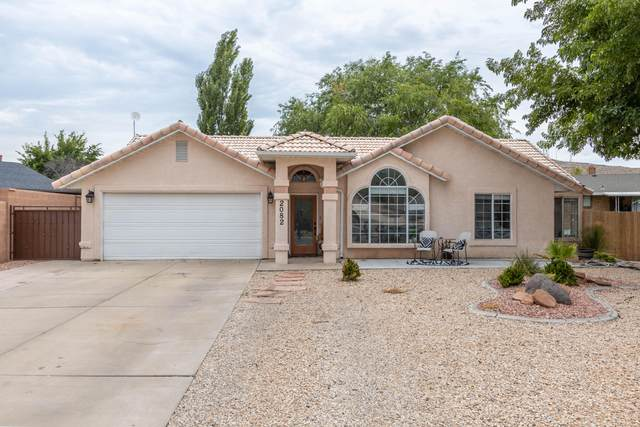 2082 Princeton Cir, St George, UT 84790 (MLS #21-224683) :: Hamilton Homes of Red Rock Real Estate & ERA Brokers Consolidated