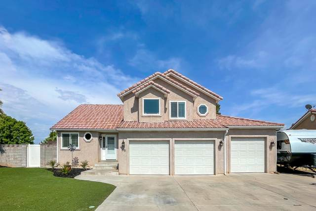 428 N 2110 E Cir, St George, UT 84790 (MLS #21-224685) :: Hamilton Homes of Red Rock Real Estate & ERA Brokers Consolidated