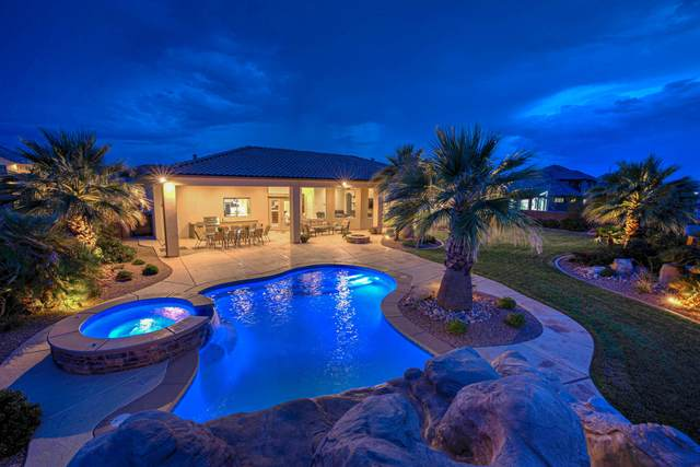 3117 E 2550 S, St George, UT 84790 (MLS #21-224687) :: Hamilton Homes of Red Rock Real Estate & ERA Brokers Consolidated