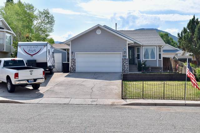 2128 N Chandler Drive, Cedar City, UT 84721 (MLS #21-224689) :: The Real Estate Collective