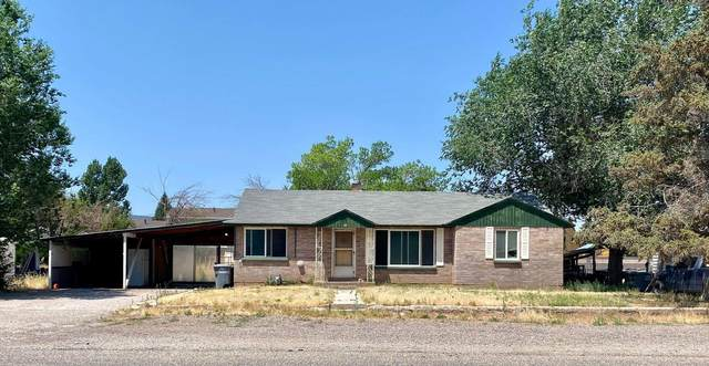 64 S 100 W St, Enterprise, UT 84725 (MLS #21-224690) :: The Real Estate Collective