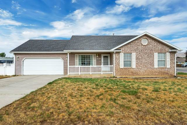 1130 S 780 W, Payson, UT 84651 (MLS #21-224703) :: The Real Estate Collective