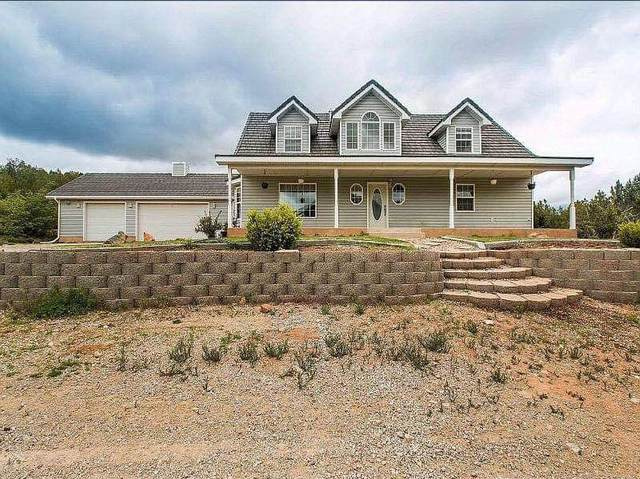1962 S 3000 E, New Harmony, UT 84757 (MLS #21-224713) :: The Real Estate Collective