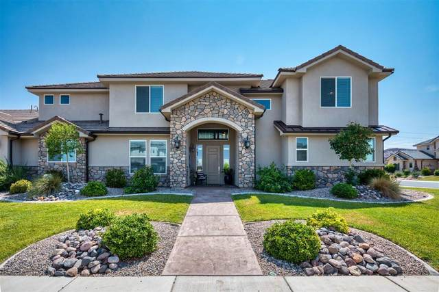 3477 S Jackson Ln, St George, UT 84790 (MLS #21-224721) :: The Real Estate Collective