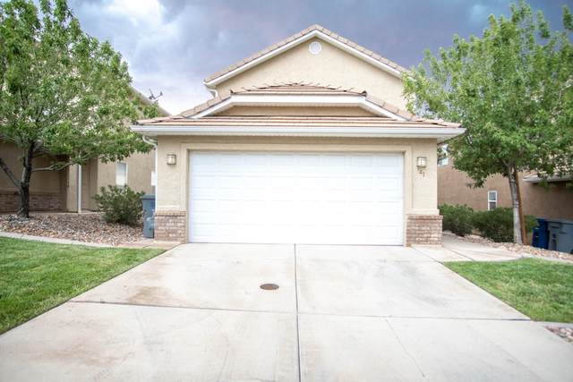 2930 E 450 N #F41, St George, UT 84790 (MLS #21-224722) :: The Real Estate Collective