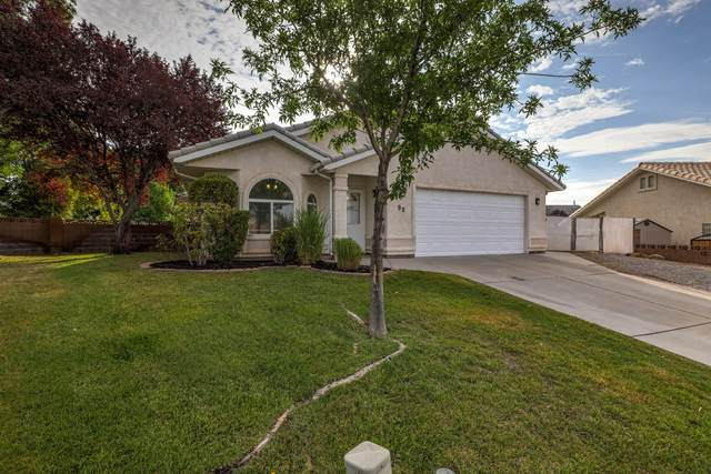 92 N 2250 E, St George, UT 84790 (MLS #21-224723) :: The Real Estate Collective