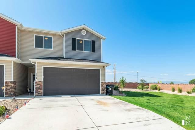 124 E 3025 N, Cedar City, UT 84721 (MLS #21-224725) :: The Real Estate Collective