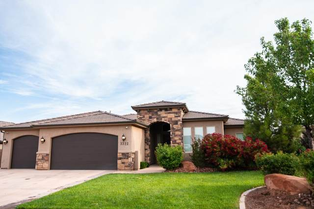 3322 W 2490 S, Hurricane, UT 84737 (MLS #21-224726) :: The Real Estate Collective