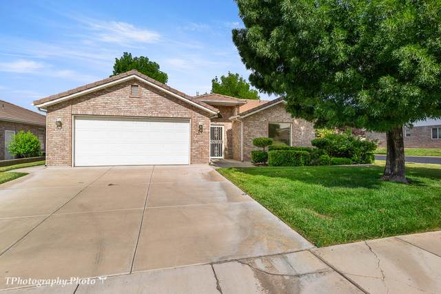 1040 S 1100 #59, St George, UT 84790 (MLS #21-224741) :: Hamilton Homes of Red Rock Real Estate & ERA Brokers Consolidated