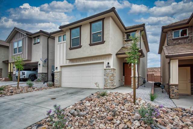 3785 E Impala Dr, St George, UT 84790 (MLS #21-224745) :: Red Stone Realty Team
