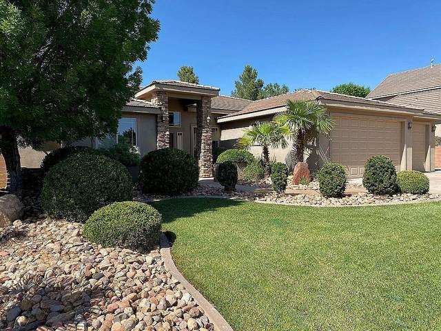 915 E Lost Ridge Dr, Washington, UT 84780 (MLS #21-224756) :: Kirkland Real Estate | Red Rock Real Estate