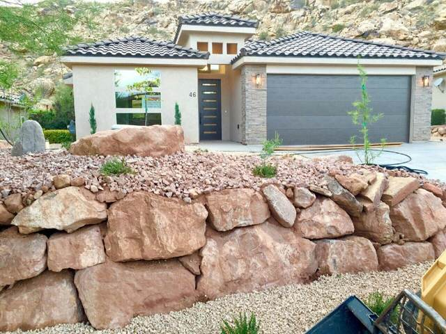 1140 E Fort Pierce Drive #46, St George, UT 84790 (MLS #21-224759) :: Hamilton Homes of Red Rock Real Estate & ERA Brokers Consolidated