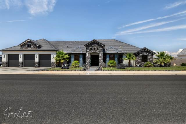 3942 S Little Valley Rd, St George, UT 84790 (MLS #21-224760) :: The Real Estate Collective